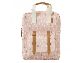 detsky ruksak drops pink