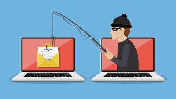 Podvržené maily (Phishing)