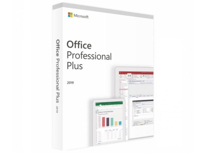 MicrosoftOfficeProfessionalPlus2019