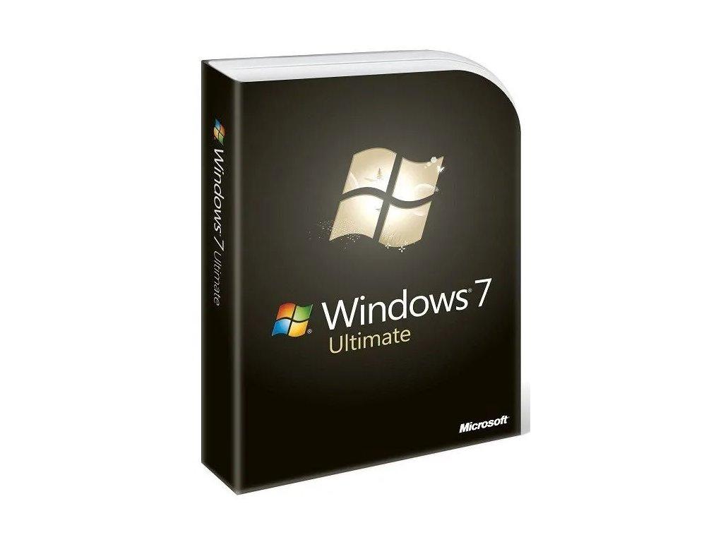 Microsoft Windows 7 Ultimate