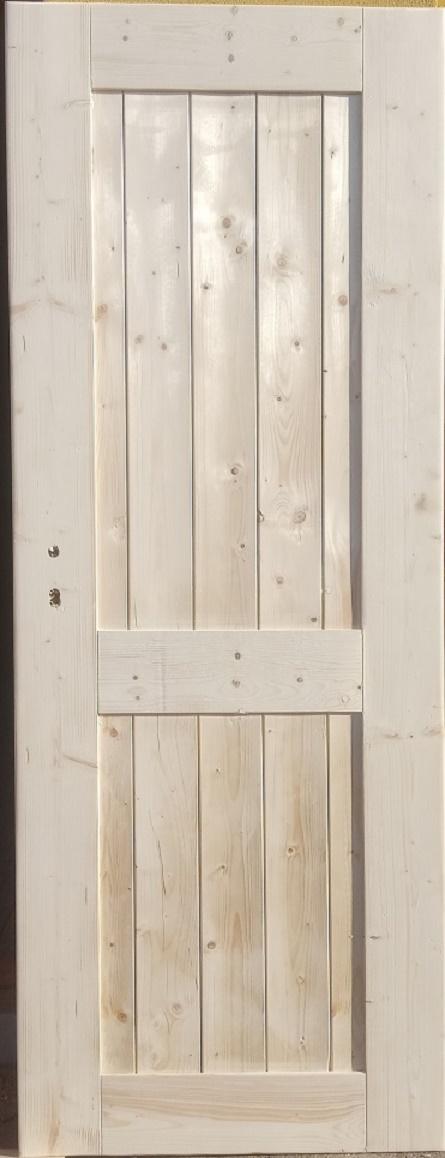 Palubkové dveře vnitřní