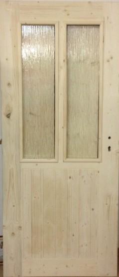 palubkové dveře dvoskla