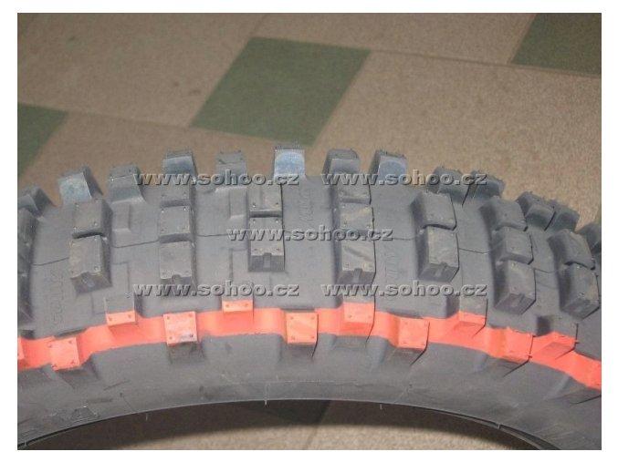 MITAS C-20 90/100 R14 - Zadní pneu pitbike