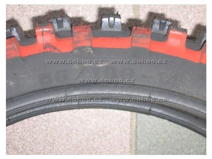 Mitas Terra Force  60/100 R14 - Přední pneu pitbike