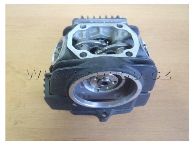 Hlava motoru pitbike dirtbike ATV - 125ccm/54píst