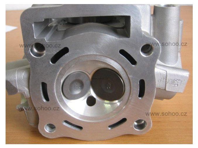 Hlava motoru pitbike dirtbike ATV-250ccm/70píst W