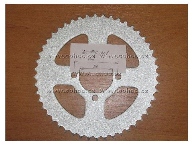 Zadní rozeta pitbike dirtbike ATV - 37z/420/52