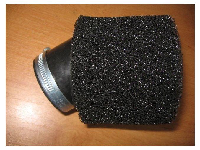 Vzduchový filtr pitbike dirtbike ATV-T4 mol38/45°