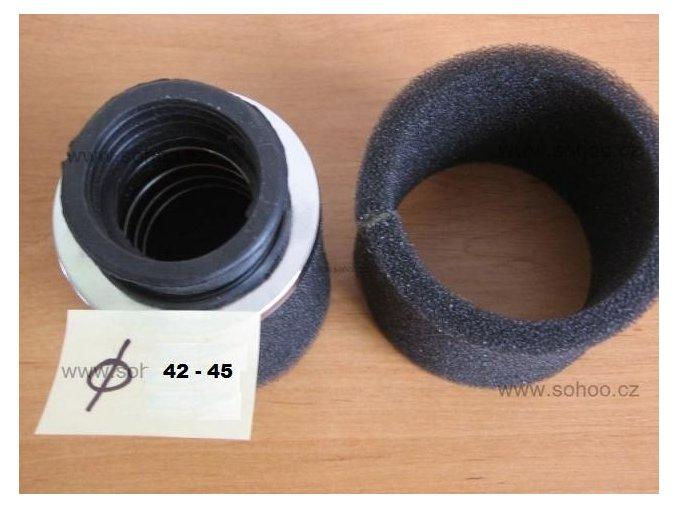 Vzduchový filtr pitbike dirtbike ATV-T7 mol/42-45