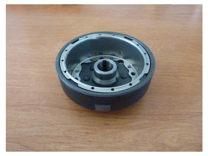Rotor zapalování na pitbike, dirtbike, ATV - Typ 3