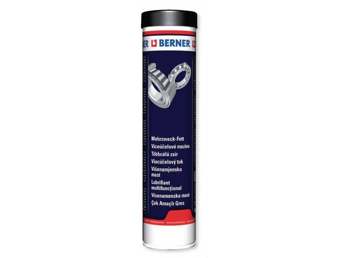 Berner víceúčelové mazivo - kartuše 400 g