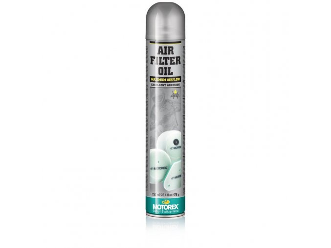 M 163763 air filter oil spray