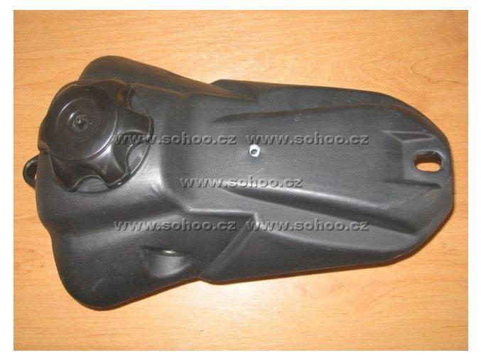 Palivová nádrž na pitbike, dirtbike - TYP 1 AGB29