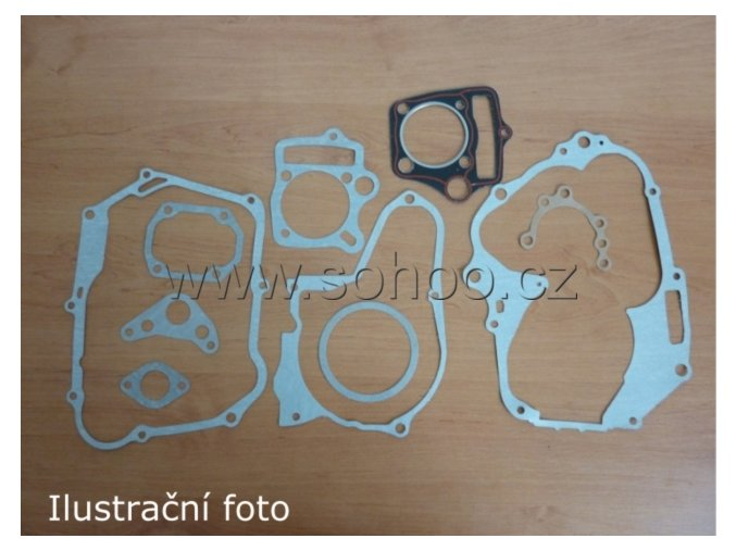 Sada těsnění motoru pitbike dirtbike ATV - 70/16 W