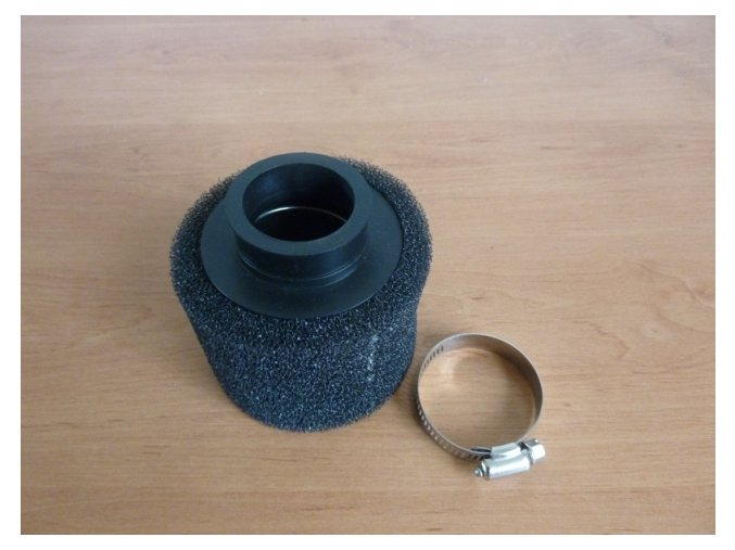 Vzduchový filtr pitbike dirtbike ATV-T12 mol/48