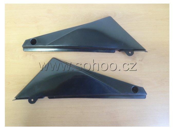 Boční plasty zadní pitbike dirtbike - Xmotos XB33