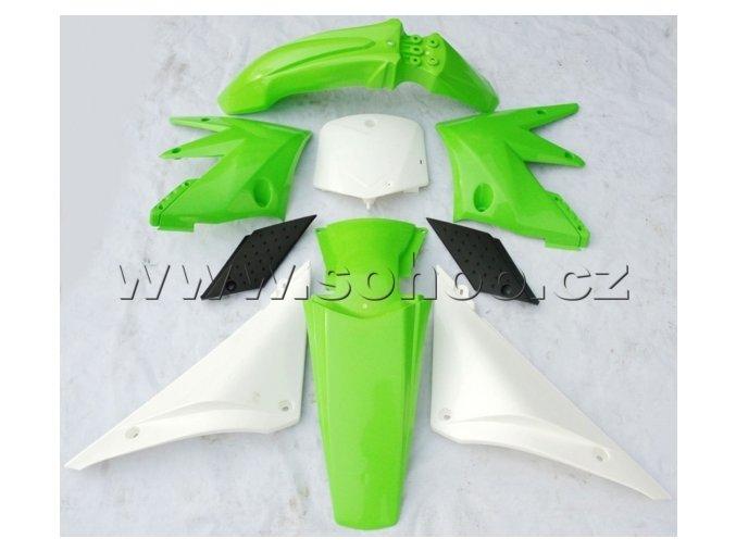 Sada plastů na pitbike, dirtbike-Xmotos XB33B, 37
