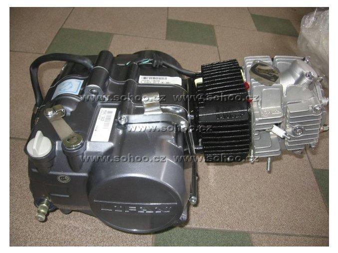 Motor na pitbike, dirtbike 140ccm