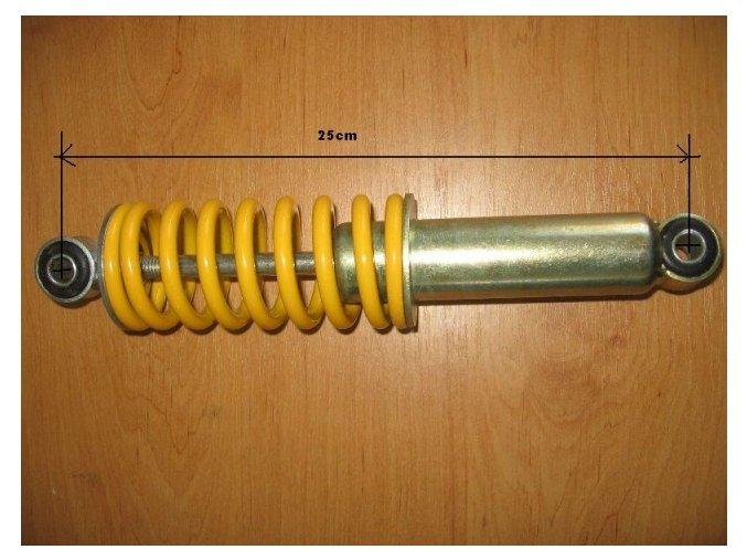 Tlumič na ATV, čtyřkolku (21, 25, 26 cm)