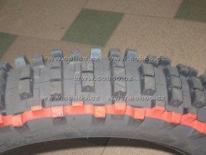 MITAS 90/100 R14 Terra Force MX MH 49M - Zadní pneu pitbike