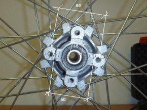 Ráfek zadní na pitbike, dirtbike - kolo 18´´ Typ3