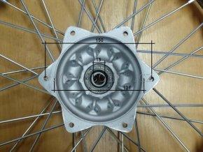 rafek zadni pitbike dirtbike T6
