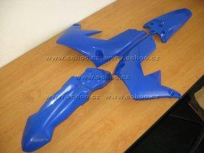 Sada plastů na pitbike, dirtbike - Xmotos XB 33