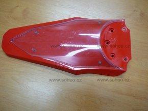 Blatník zadní pitbike dirtbike - Xmotos XB 35