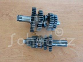 Převodovka pitbike dirtbike ATV 110-160ccm - TYP6