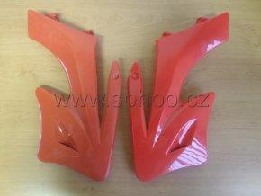 Boční plasty přední pitbike dirtbike - Agb 21, 34