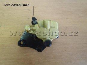 Brzdový třmen pitbike dirtbike ATV - brzdič L/Typ1