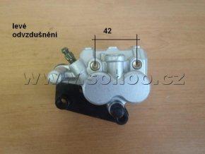 Brzdový třmen pitbike dirtbike ATV - brzdič L/Typ2