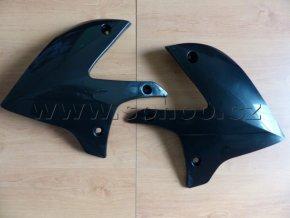 Boční plasty přední na pitbike, dirtbike - XB31
