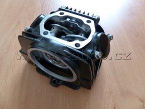 Hlava motoru pitbike dirtbike ATV-125ccm/52píst T2