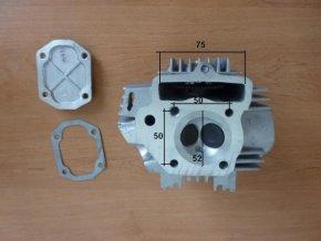 Hlava motoru pitbike dirtbike ATV-110ccm/52píst