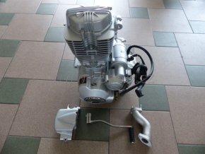 Motor na ATV 250ccm zpatecka