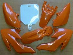 Sada plastů na pitbike, dirtbike - CRF 50