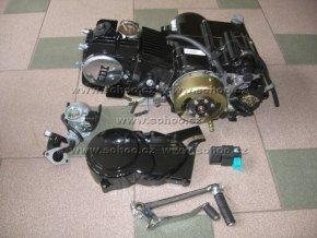 Motor na pitbike, dirtbike 125ccm