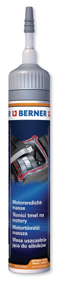 Berner těsnící tmel na motory černý 200ml 343961