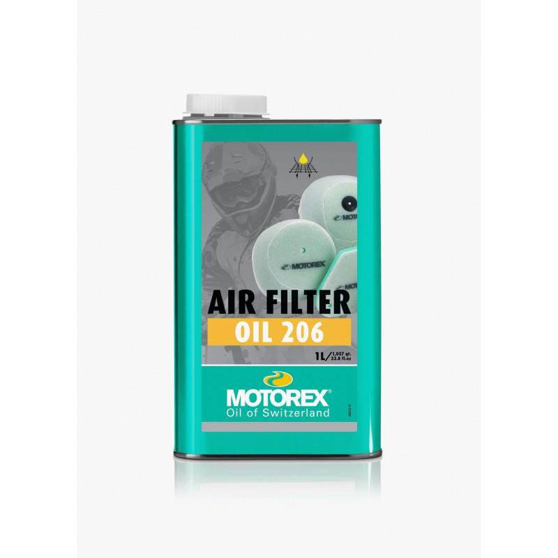 Motorex olej pro vzduchové filtry 206 - 1 l 173816