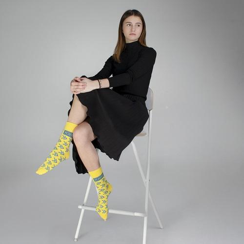 Zapomeňte na nudné firemní dárky. Originální ponožky potěší i pobaví!