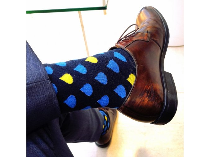 Předplatné ponožek na 12 měsíců