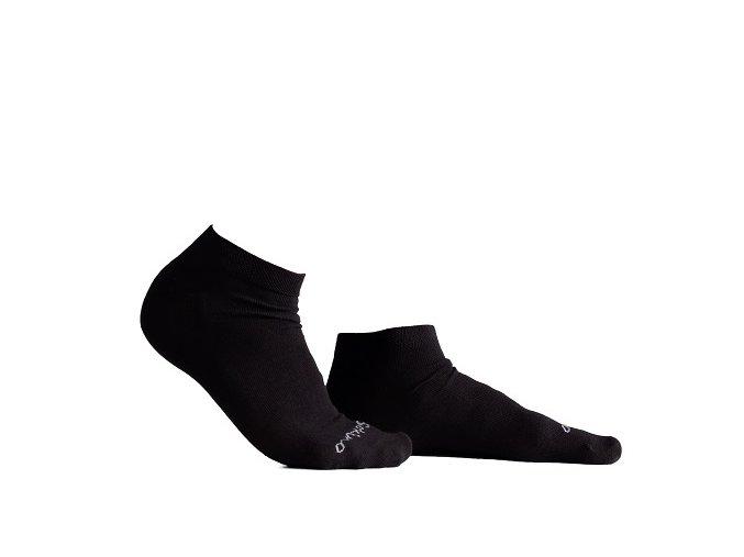 kotnikove ponozky cerne