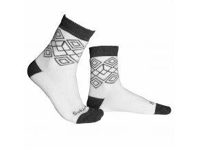teplé merino ponožky m