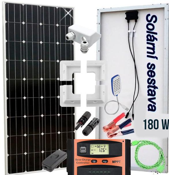 solární kompletní set
