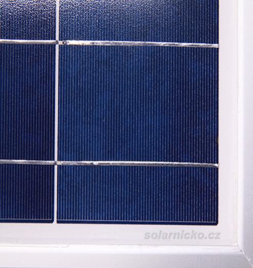 Solární panel 100Wp