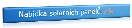solární panely Solarnicko