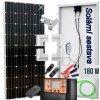 Solární ostrovní elektrárna 100W