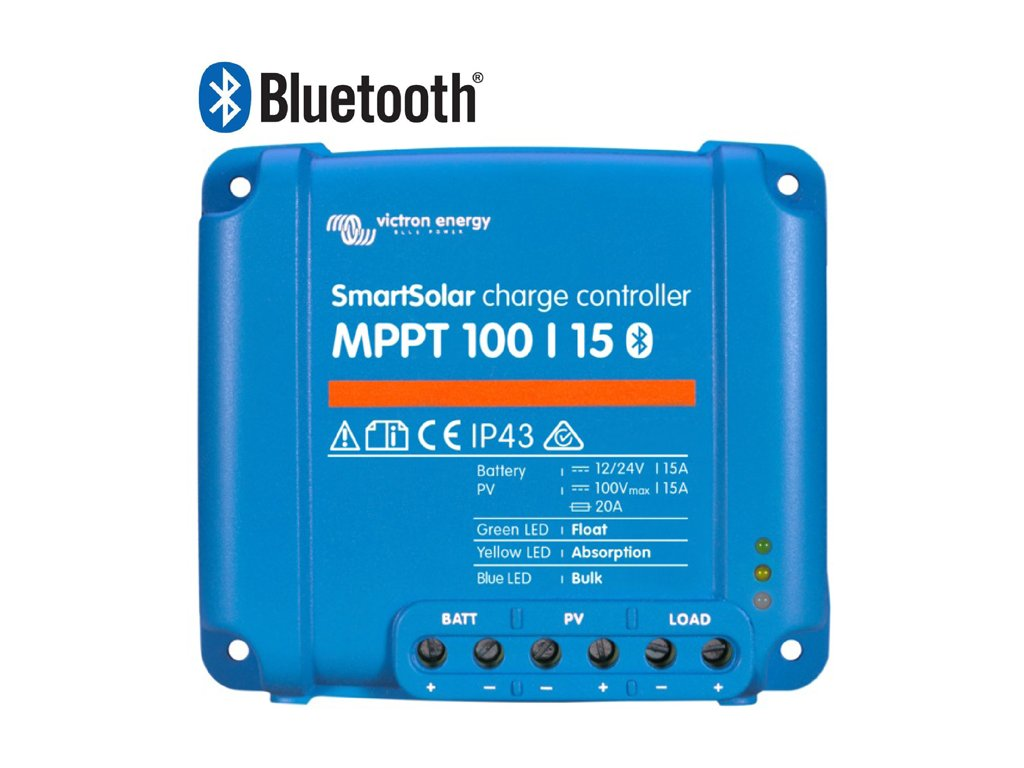 1208 mppt regulator victron energy 100 15 bluetooth