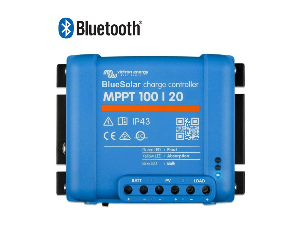 1214 mppt regulator victron energy 100 20 bluetooth